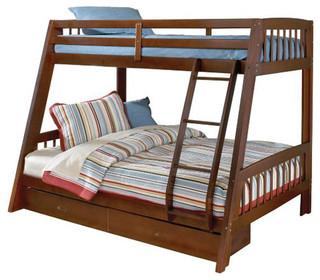 Rockdale Bunk Bed - 1668BB