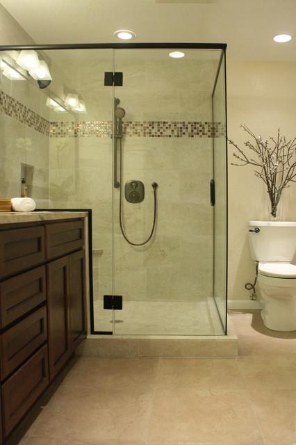 Master bath for Houzz bathroom design guide