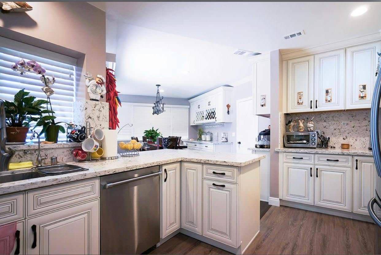 New kitchen in Calabasas