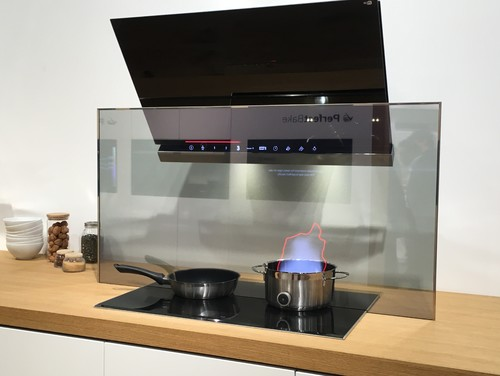 Perfect Air, Bosch, auf der Living Kitchen 2017