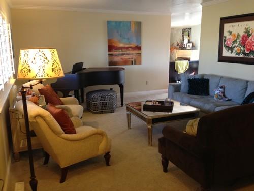 Help Arrange My Living Room!