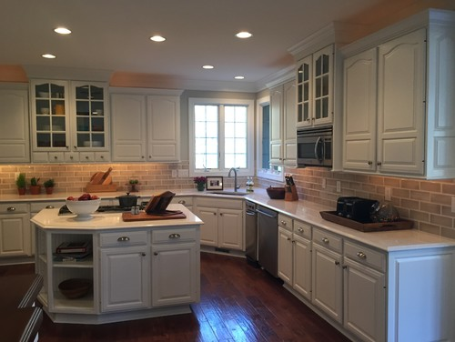 ways to make our newly remodeled kitchen feel warmer - Newly Remodeled Kitchens