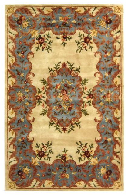 Shop Houzz Safavieh Bergama Traditional Rectangular Rug
