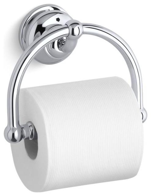 Kohler Fairfax Toilet Tissue Holder Traditional Toilet Paper - Kohler fairfax bathroom accessories