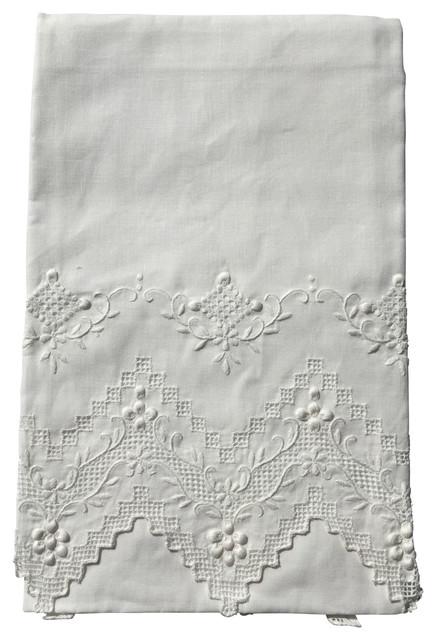 Embroidered Guest Towels Farmhouse Bath Towels By Erb Enterprise