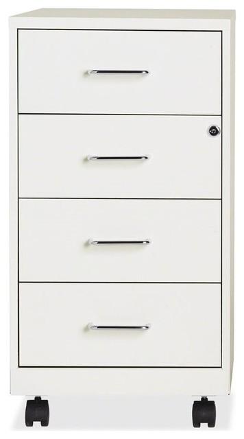 Steel Mobile Office Storage Cabinet