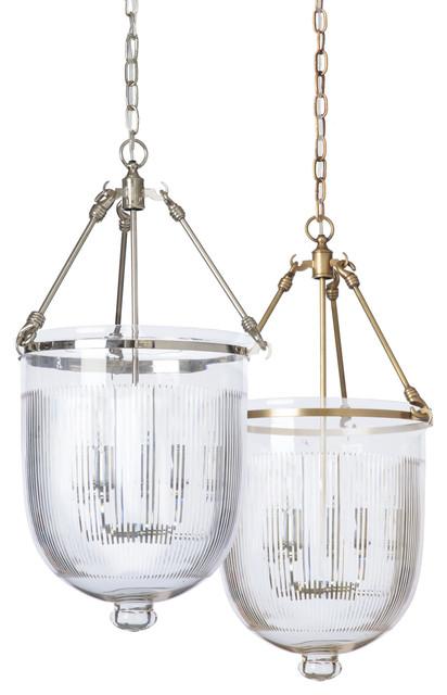 Bell Jar Lighting Fixture