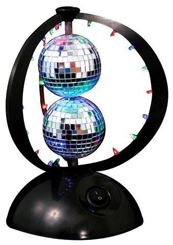 Lumisource Novelty Lighting : LumiSource Lumisource Disco Planet, Multicolor - Novelty Lighting Houzz