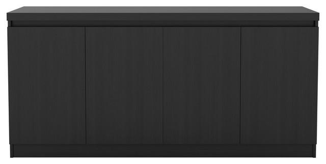 Modern Buffet Sideboard Cabinet 6
