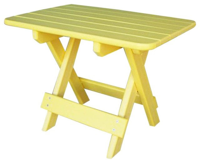 Adams Quik Fold Side Table picture on Folding Side Table Yellow beach style outdoor dining tables with Adams Quik Fold Side Table, Folding Table 1db23c3247285508595eaf7268cccaa6