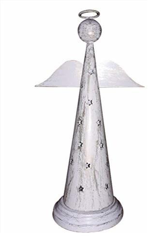 Angel Shaped Christmas Tree.Angel Shaped Metal Incense Tower Christmas Home Decor Accessory Ornament