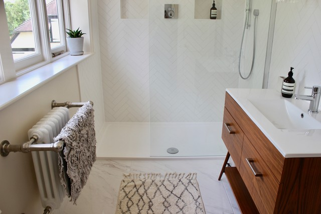 This is an example of a bathroom in Essex.