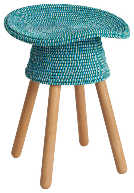 Coiled Stool Midcentury Bar Stools And Counter Stools