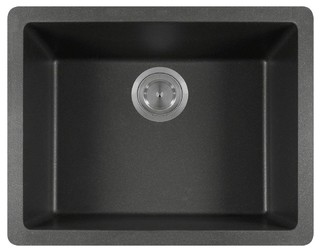 Need to Buy] Find 808 Dual-mount Single Bowl Quartz Kitchen Sink ...
