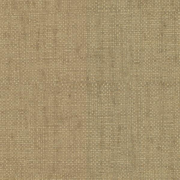 Caviar Khaki Basketweave Wallpaper - Contemporary - Wallpaper - by Brewster Home Fashions