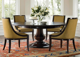 Delightful Deluxe Expandable Dining Tables Make Room For More