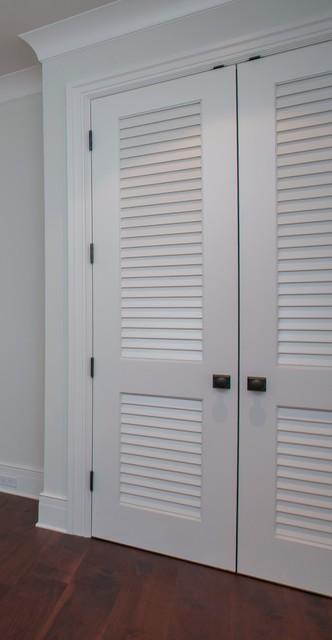 Louver/Louver Doors
