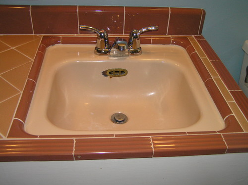 Replacing A S Sink - Drop in bathroom sink replacement