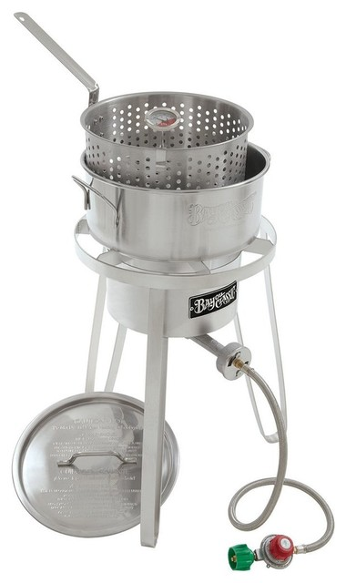 Stainless Fish Cooker.