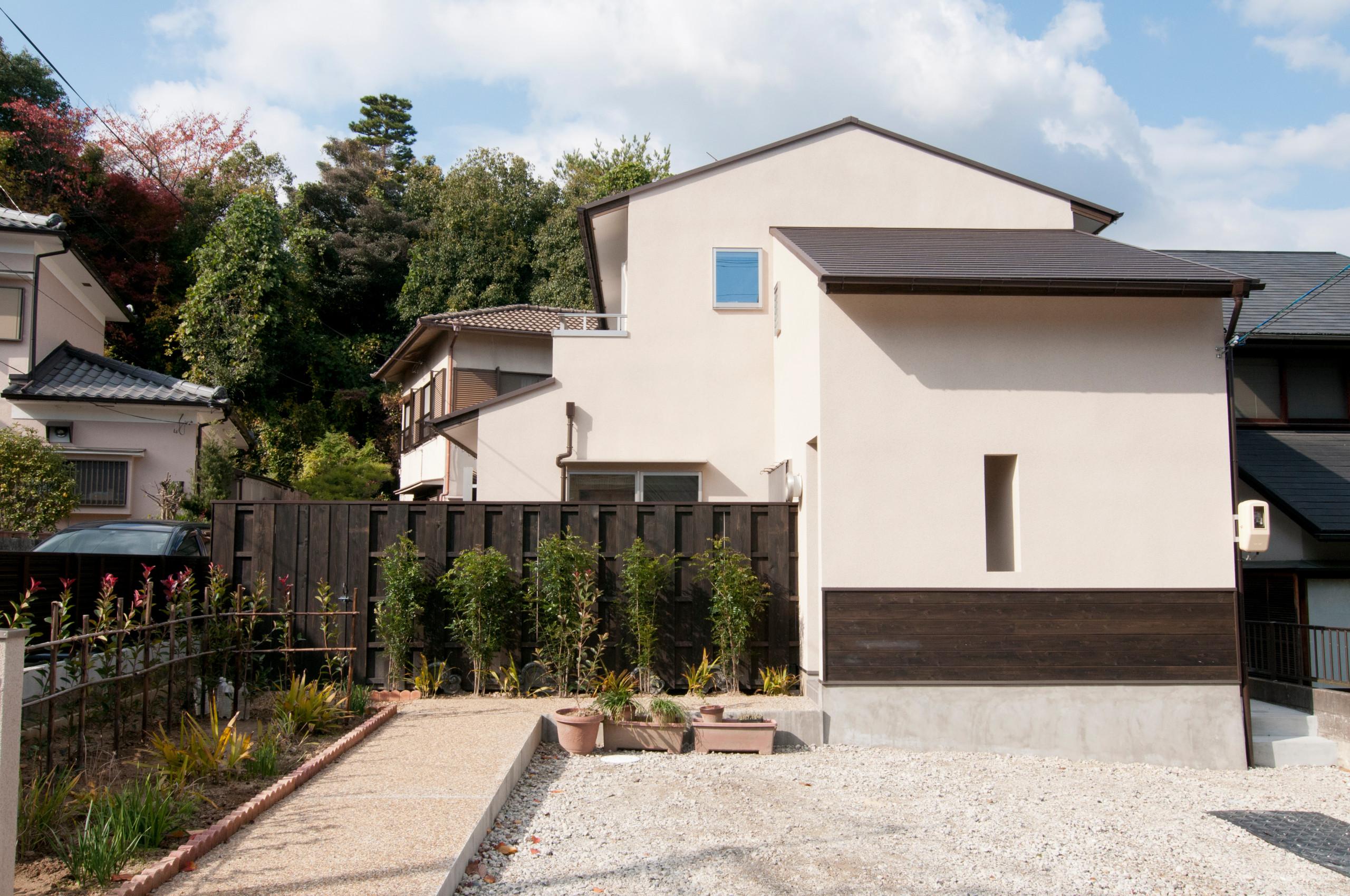 東松ヶ丘の家
