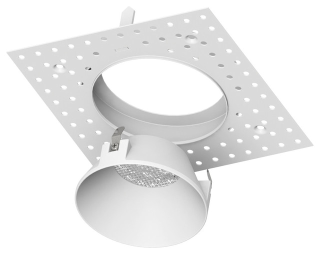 Wac Lighting Aether 3 5 Led Round Less Trim White