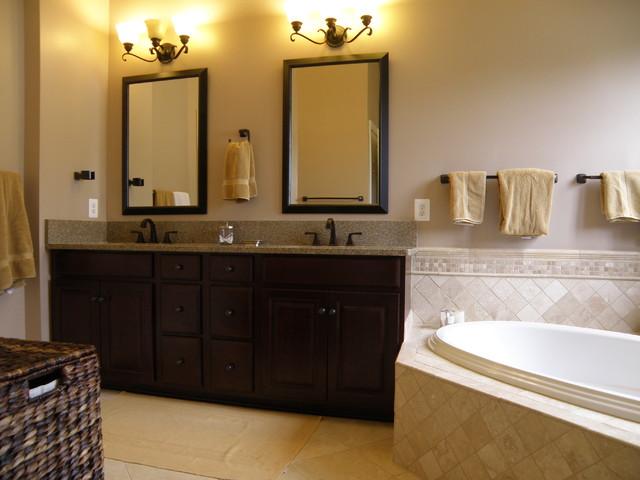 Alexandria master bathroom modern dc metro by j j for Bathroom vanities alexandria