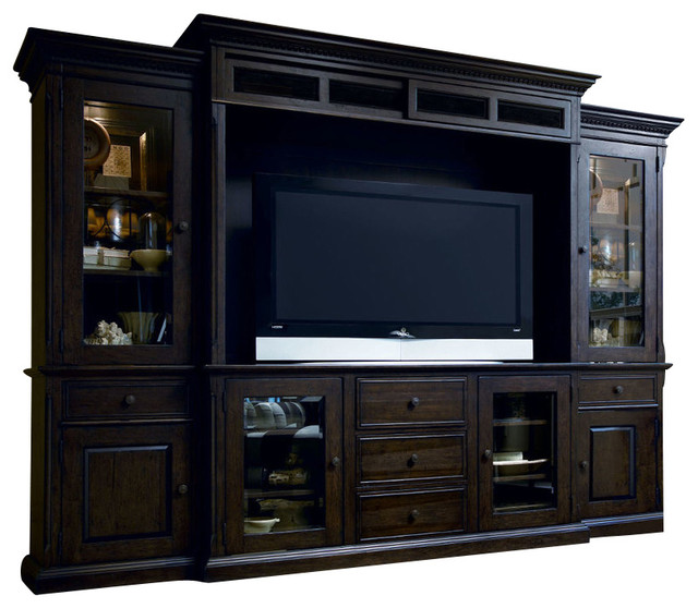 Paula Deen Down Home Entertainment Wall System Moles