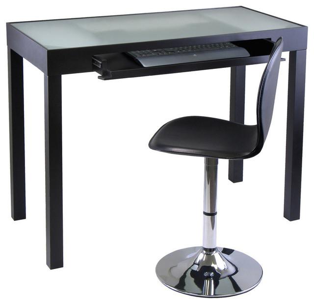 Delightful Winsome Wood Darrel Computer Desk U0026 Swivel Chair Set