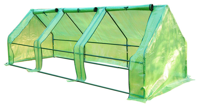 Outsunny 9&x27;x3&x27;x3&x27; Portable Flower Garden Greenhouse.