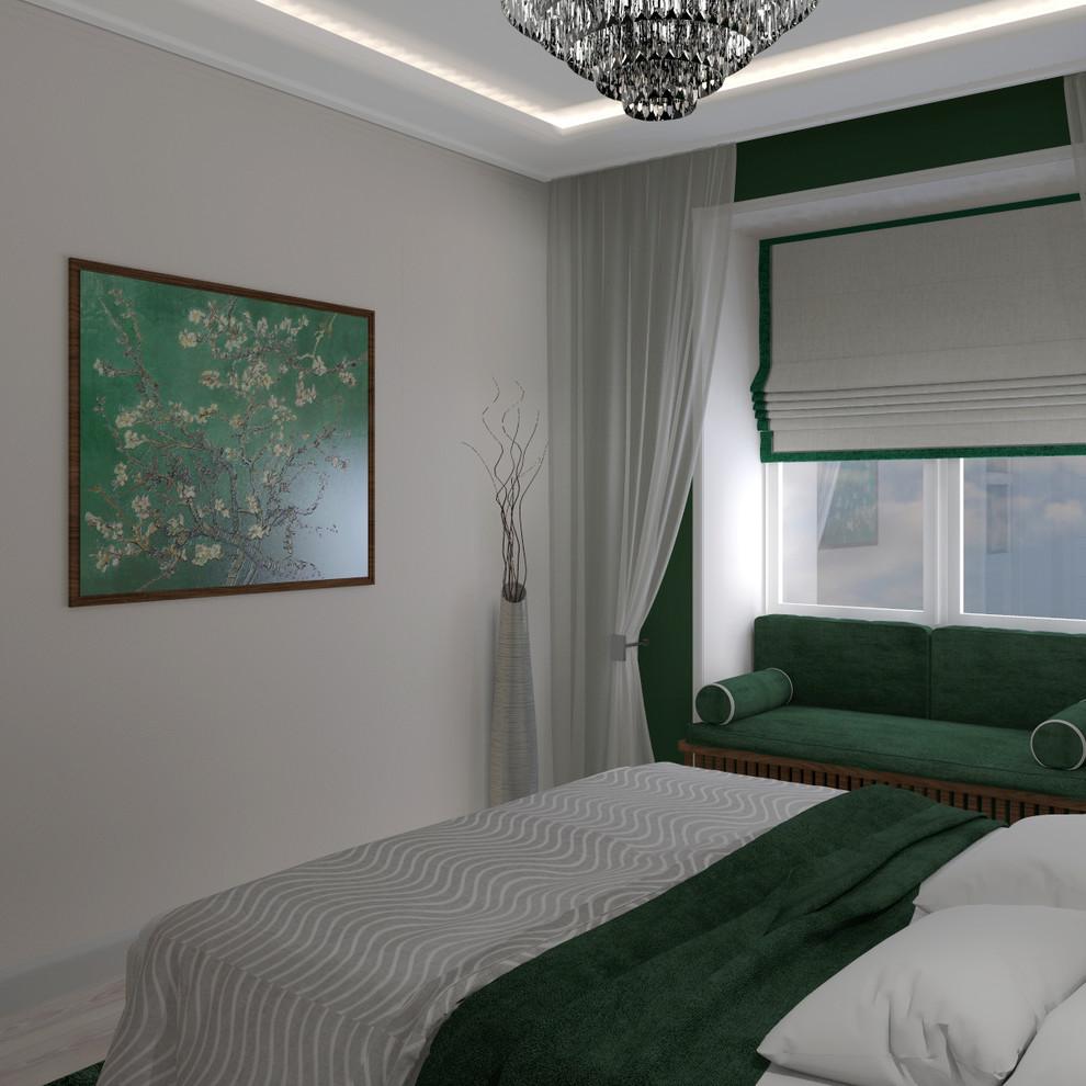Спальня хозяйская(вариант разработки)
