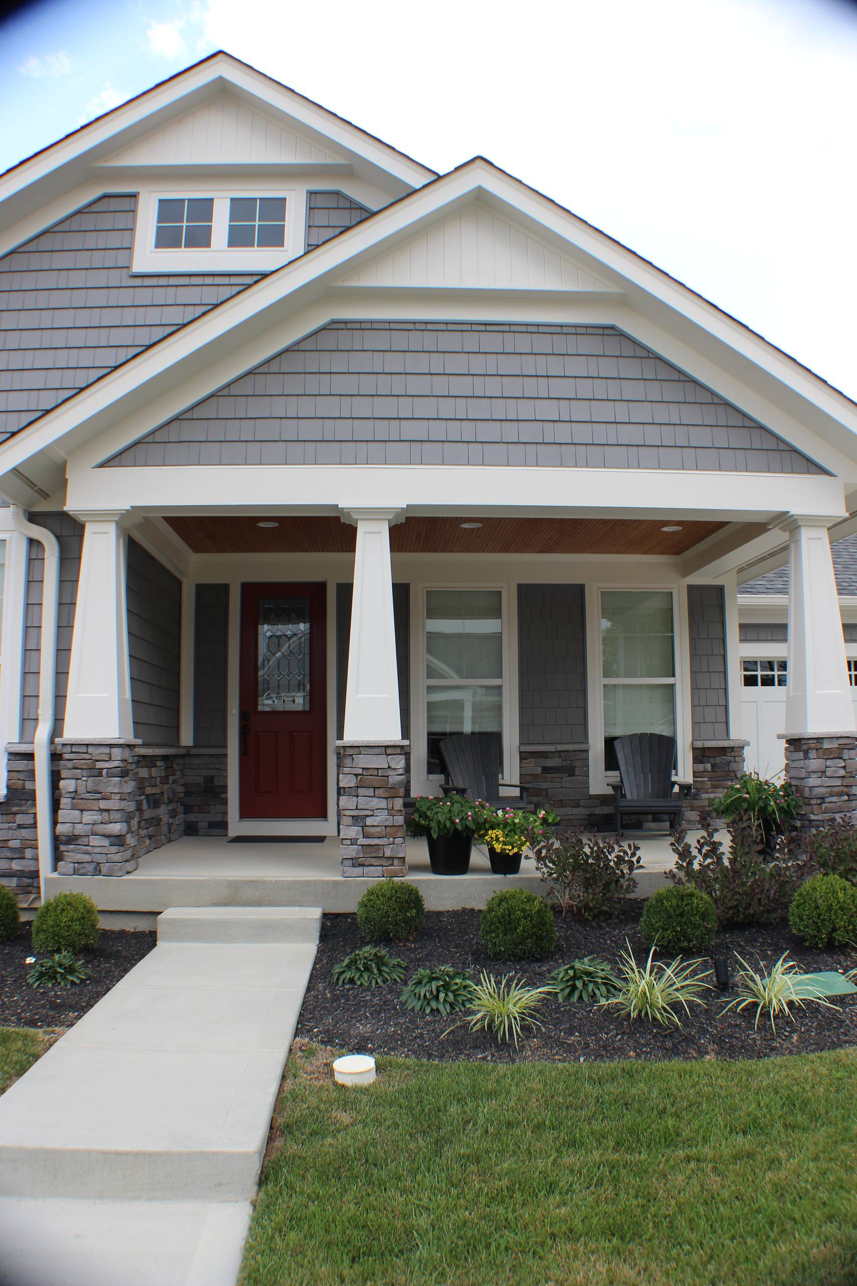 New Build Craftsman Style Home