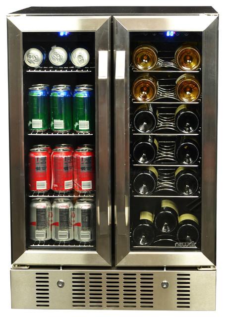 18bottle dualzone wine and beverage cooler - Dual Zone Wine Cooler