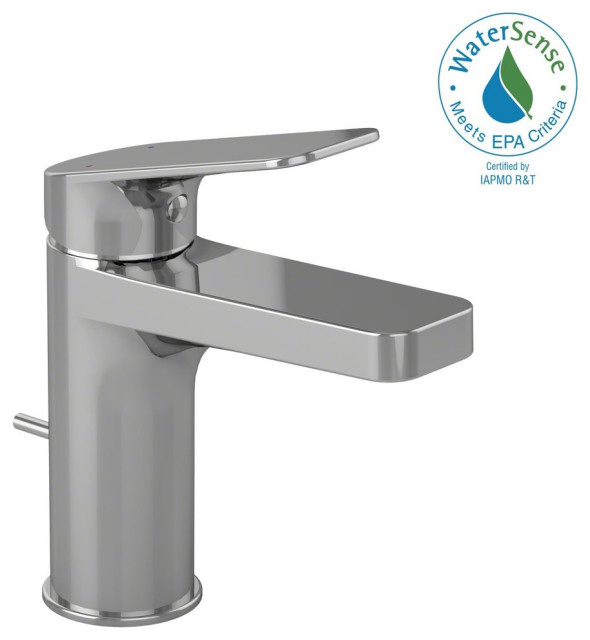 Toto Oberon S Single Handle 1.5 GPM Bath Faucet, Polished Chrome