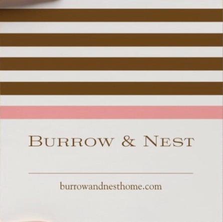 Burrow & Nest