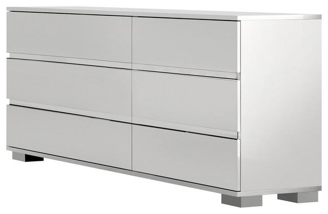 White 6 Drawer Dressers Robinsonnetwork Org