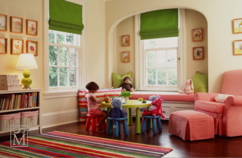 playroom traditional kids