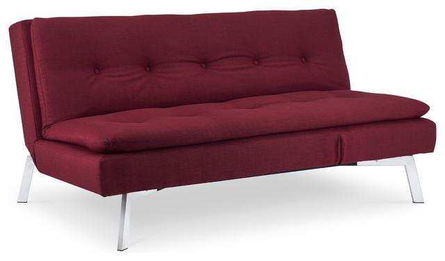 madison sofa convertible red contemporary futons madison futon   furniture shop  rh   ekonomikmobilyacarsisi