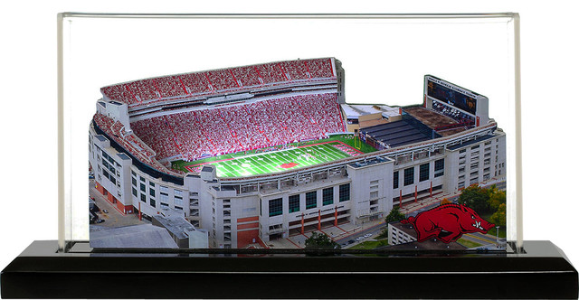 Arkansas Razorbacks Reynolds Razorback Stadium Jumbo