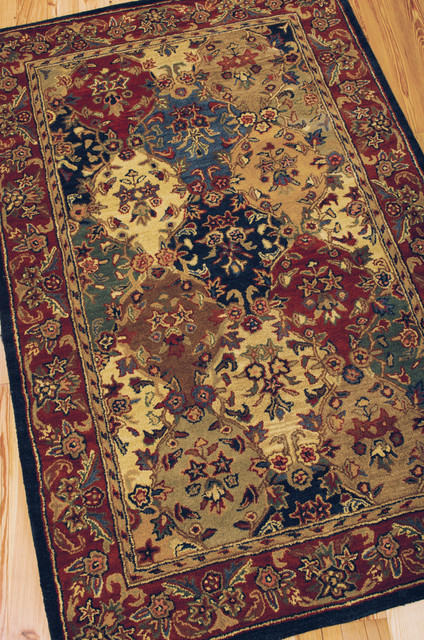 """India House Rug, Multicolor, 2'6""""x4'"""
