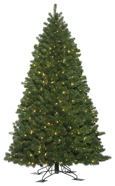 Pvc Christmas Trees.6 5 X50 Oregon Fir Outdoor Ariticial Christmas Tree 1101 Uv Resistant Pvc Tips