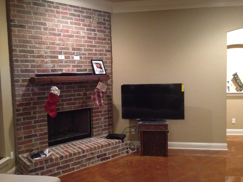 Over Fireplace Tv Stand - Gelfireplaces.Org