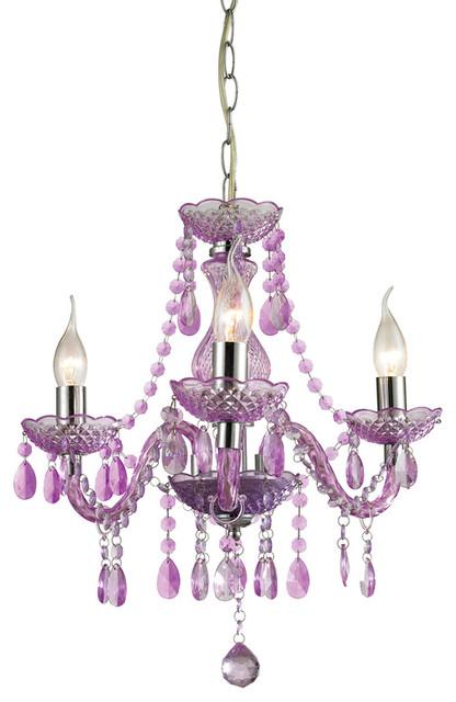Sterling 144 013 theatre3 light purple mini chandelier sterling 144 013 theatre3 light purple mini chandelier aloadofball Gallery