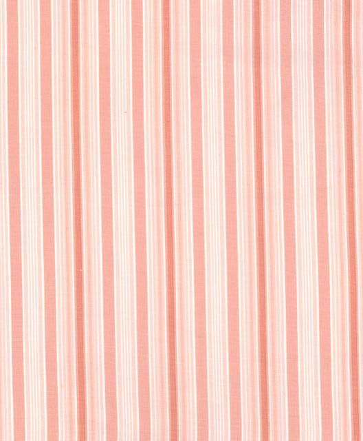 Pink Stripe Sweet Tea Fabric, By The Yard