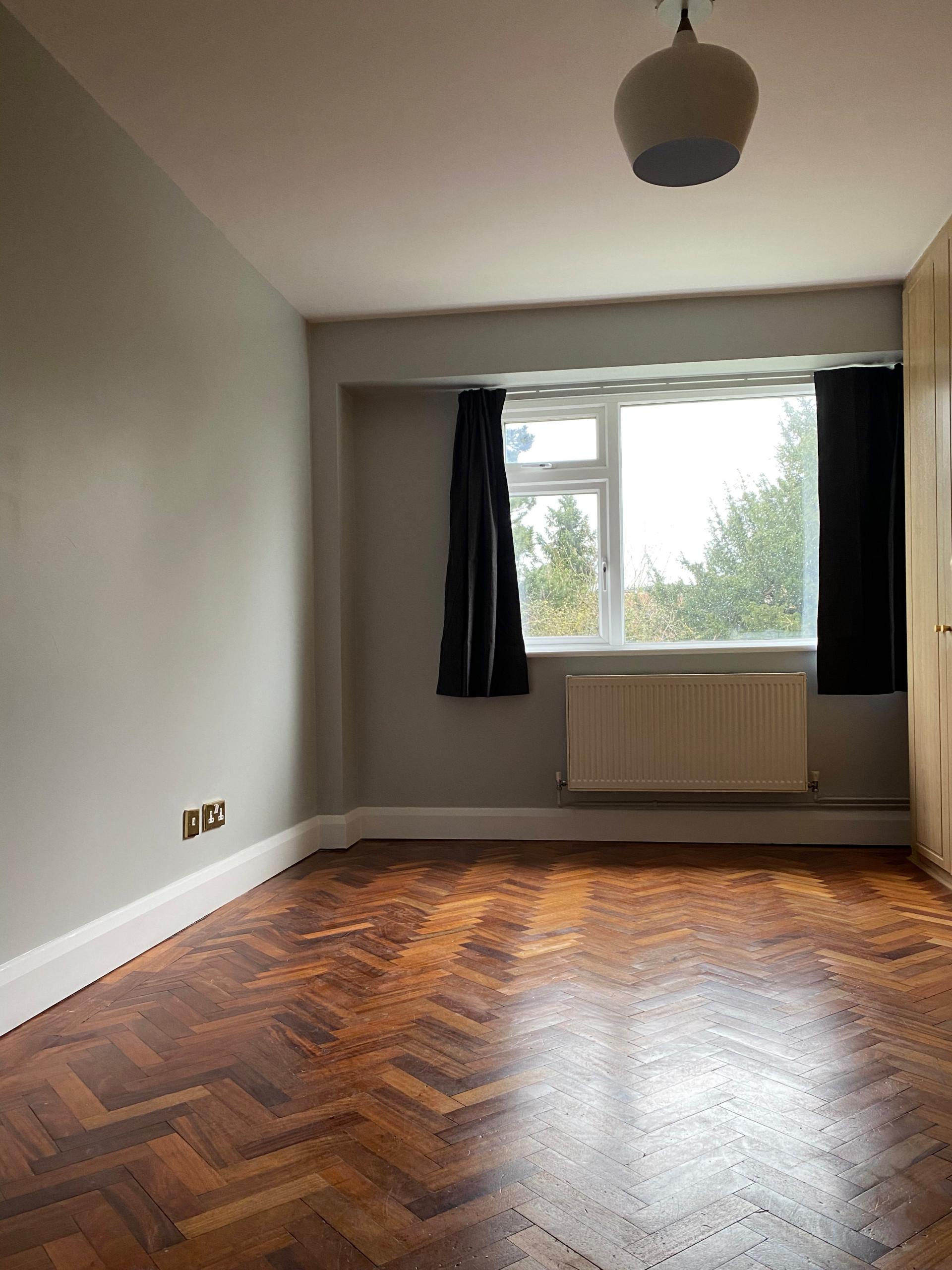 Rental property spruce up