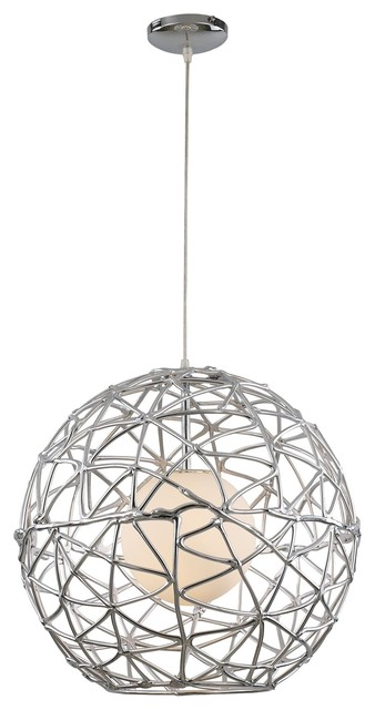 Trans Globe Lighting PND-968 Free Weld 20  Modern / Contemporary Drop Pendant Li  sc 1 st  Houzz & Trans Globe Lighting PND-968 Free Weld 20