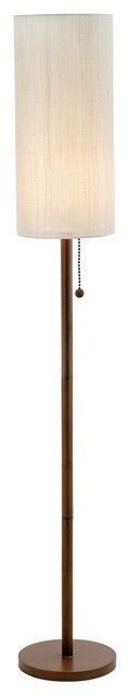 Hamptons Floor Lamp, Beige