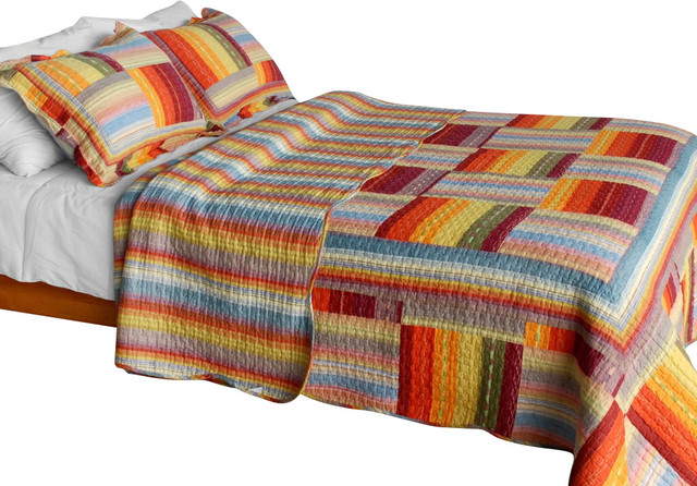 Best Contemporary Quilts And Quilt Sets by Blancho Bedding