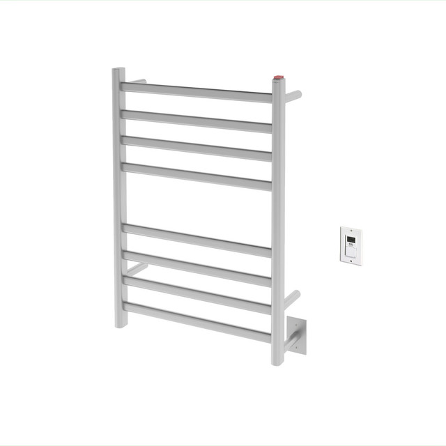 Ancona Prima Dual Extended 8 Bar Electric Towel Warmer