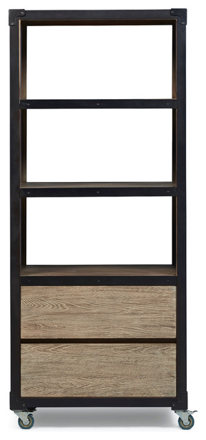 A.R.T. Home Furnishings Epicenters Austin Copperfield Bookcase