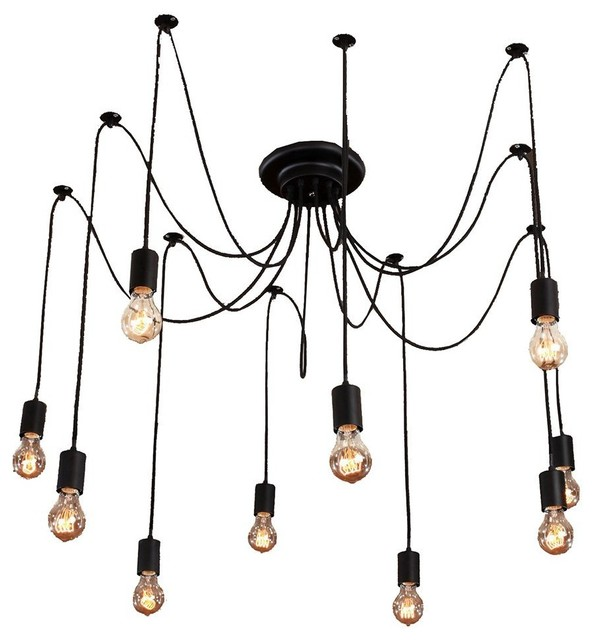 Artistic 10 Light Chandelier